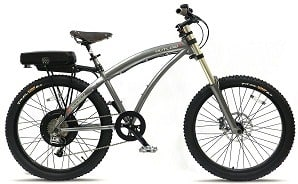 Prodeco V4 Outlaw EX 8 Speed Electric Bicycle