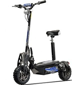 UBERSCOOT 1600 48-Volt Electric Scooter