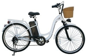 Watseka XP Cargo-Electric Bicycle